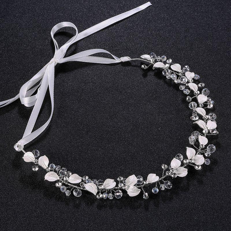 Alloy Fashion Geometric Hair accessories  (white) NHHS0104-white