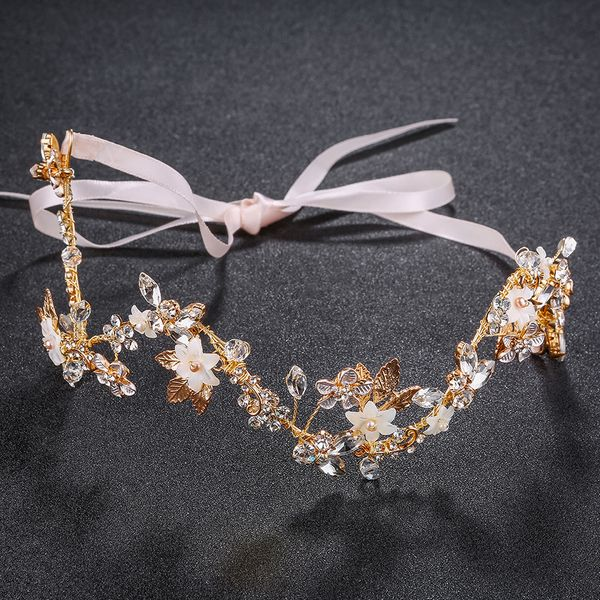 Alloy Fashion Geometric Hair accessories  (Alloy) NHHS0106-Alloy