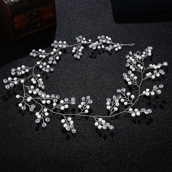Alloy Fashion  Hair accessories  (white) NHHS0105-white