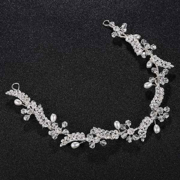 Alloy Fashion Geometric Hair accessories  (Alloy) NHHS0110-Alloy