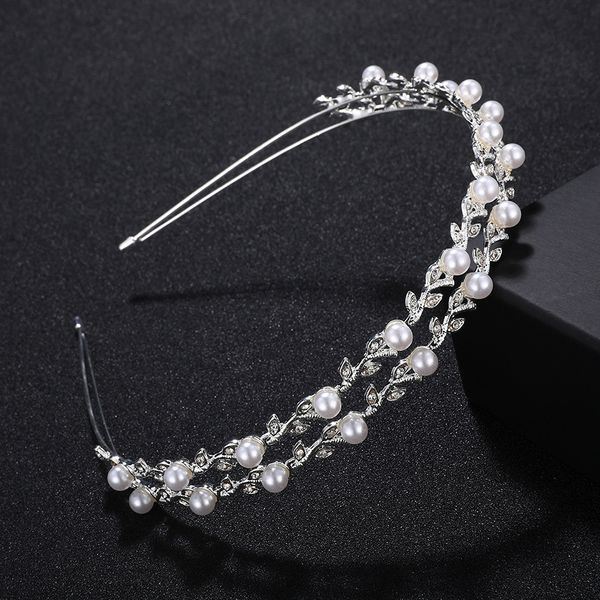 Alloy Fashion Geometric Hair accessories  (Alloy) NHHS0115-Alloy