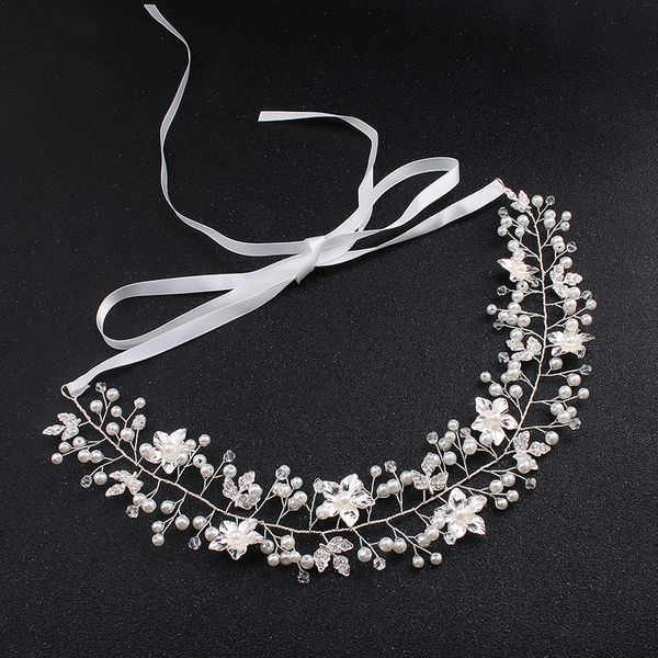 Alloy Fashion Flowers Hair accessories  (Alloy) NHHS0135-Alloy