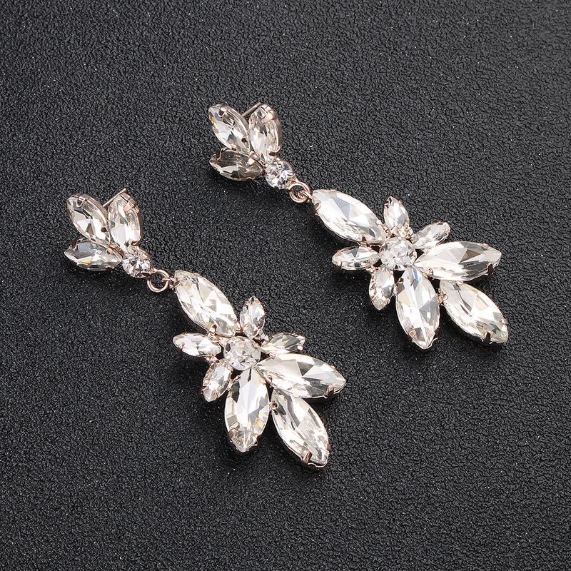 Alloy Fashion Geometric earring  Alloy NHHS0137Alloy