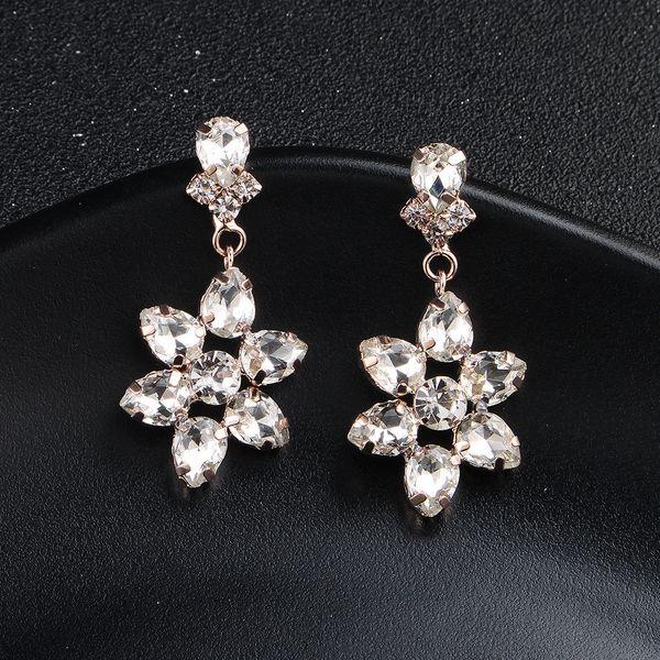 Alloy Fashion Geometric earring  (Alloy) NHHS0138-Alloy