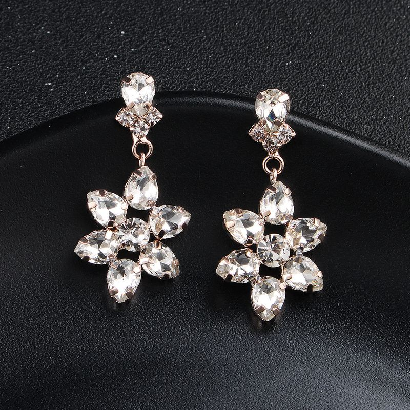 Alloy Fashion Geometric earring  (Alloy) NHHS0138-Alloy