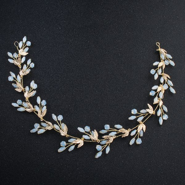 Alloy Fashion Flowers Hair accessories  (Alloy) NHHS0159-Alloy