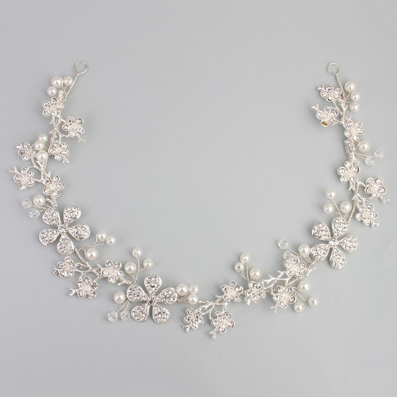 Alloy Fashion  Hair accessories  (Alloy) NHHS0165-Alloy