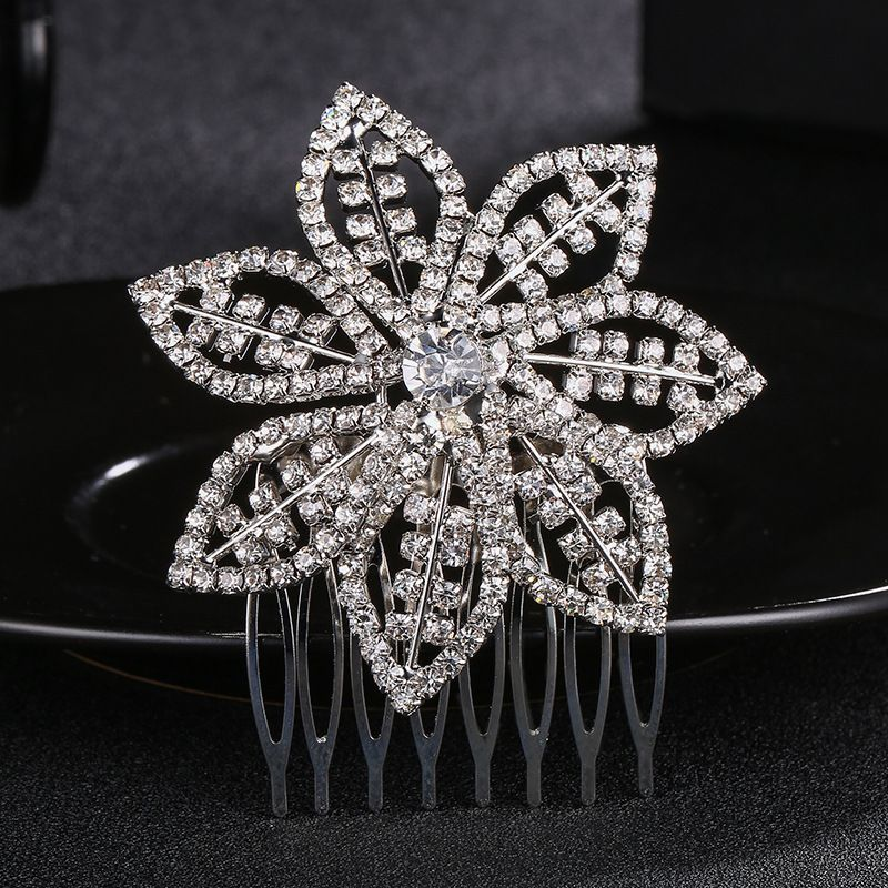 Alloy Fashion Geometric Hair accessories  (Alloy) NHHS0172-Alloy