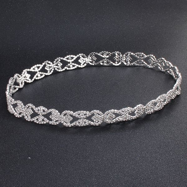 Alloy Fashion Geometric Hair accessories  (Alloy) NHHS0190-Alloy