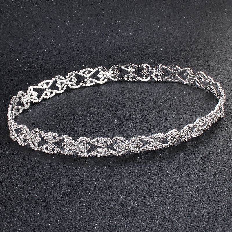 Alloy Fashion Geometric Hair accessories  Alloy NHHS0190Alloy