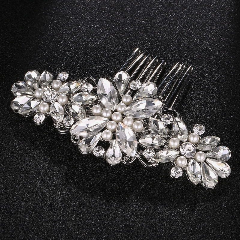 Alloy Fashion Geometric Hair accessories  (Alloy) NHHS0194-Alloy