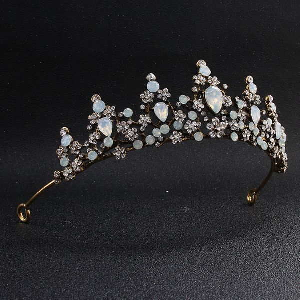Alloy Fashion Geometric Hair accessories  (Ancient alloy) NHHS0203-Ancient alloy