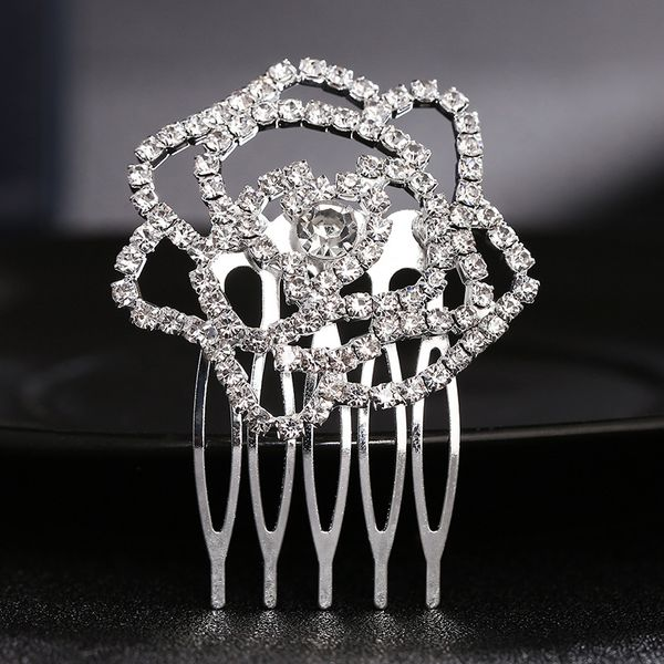 Alloy Fashion Geometric Hair accessories  (Alloy) NHHS0204-Alloy