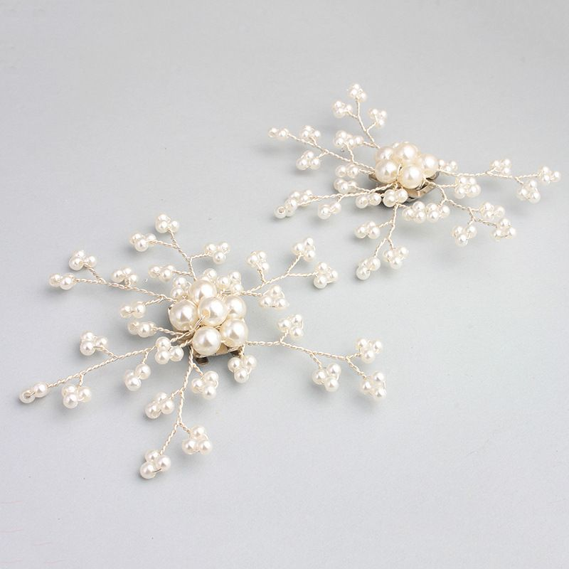 Beads Fashion  Hair accessories  (Alloy) NHHS0208-Alloy