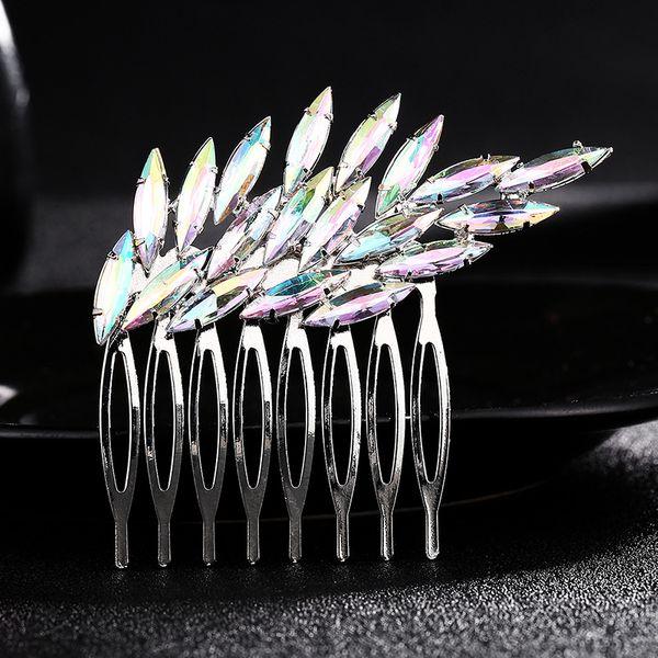 Alloy Fashion Geometric Hair accessories  (AB) NHHS0226-AB