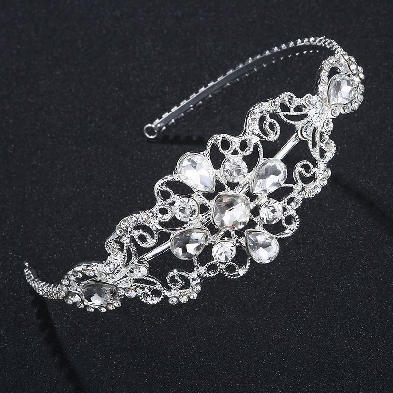 Alloy Fashion Geometric Hair accessories  (Alloy) NHHS0229-Alloy