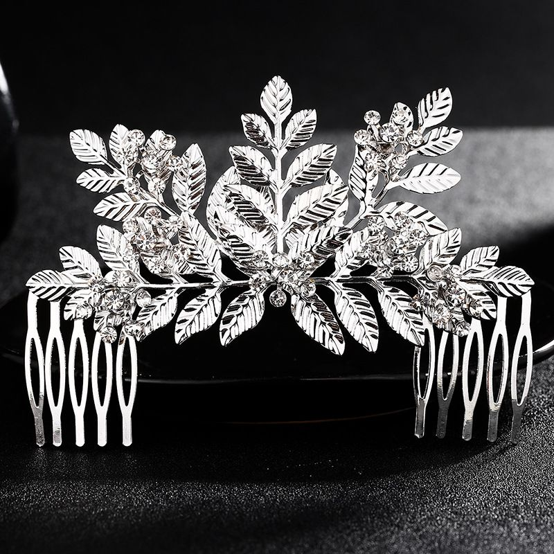 Alloy Fashion Geometric Hair accessories  (Alloy) NHHS0236-Alloy