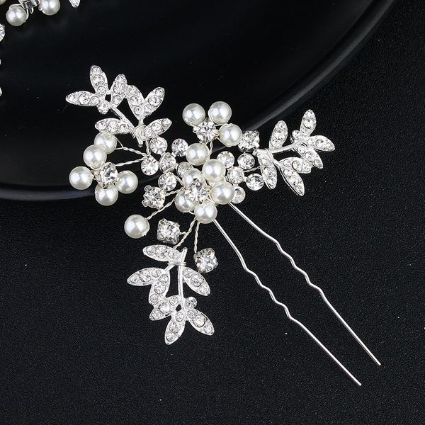 Alloy Fashion Geometric Hair accessories  (white) NHHS0241-white
