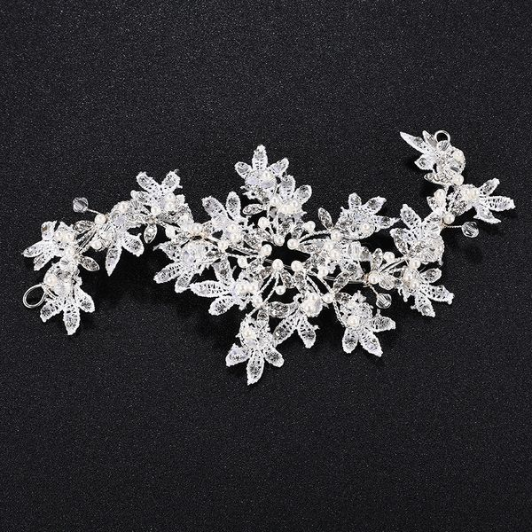Alloy Fashion Flowers Hair accessories  (Alloy) NHHS0264-Alloy