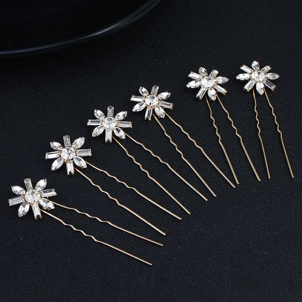 Alloy Fashion Geometric Hair accessories  (Alloy) NHHS0273-Alloy