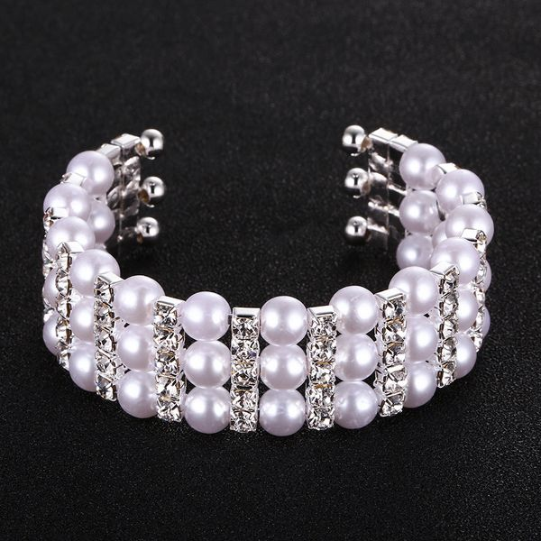 Alloy Fashion Geometric bracelet  (Alloy) NHHS0281-Alloy