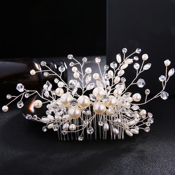 Alloy Fashion  Hair accessories  (Alloy) NHHS0289-Alloy