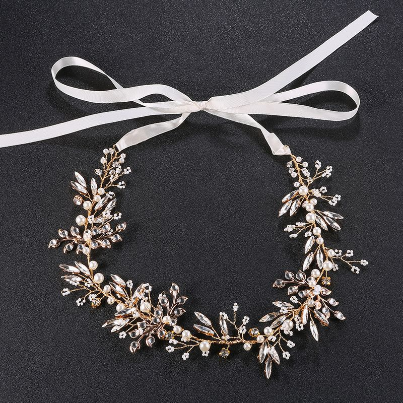Alloy Fashion Geometric Hair accessories  (Alloy) NHHS0290-Alloy