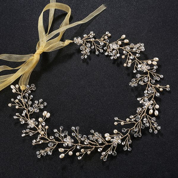 Alloy Fashion Geometric Hair accessories  (Alloy) NHHS0292-Alloy