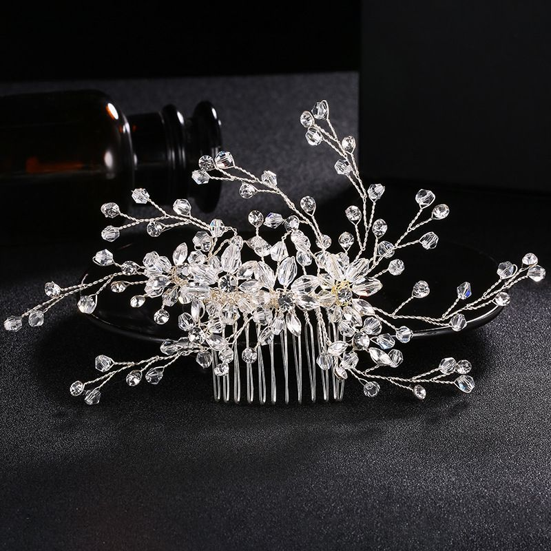 Alloy Fashion Geometric Hair accessories  (white) NHHS0295-white