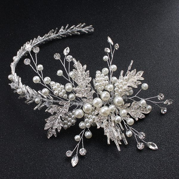 Alloy Fashion Geometric Hair accessories  (Alloy) NHHS0302-Alloy