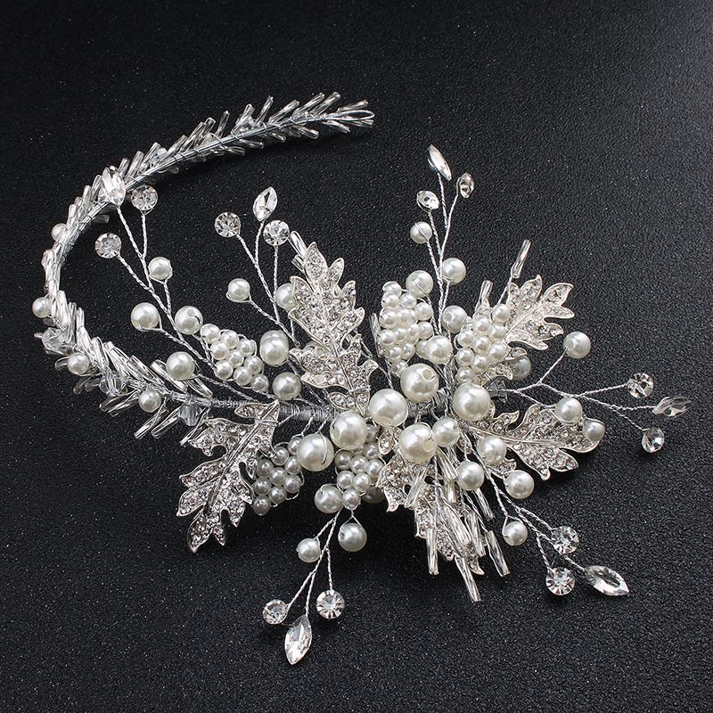 Alloy Fashion Geometric Hair accessories  Alloy NHHS0302Alloy