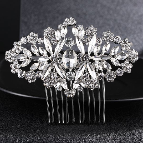 Alloy Fashion Geometric Hair accessories  (Alloy) NHHS0311-Alloy