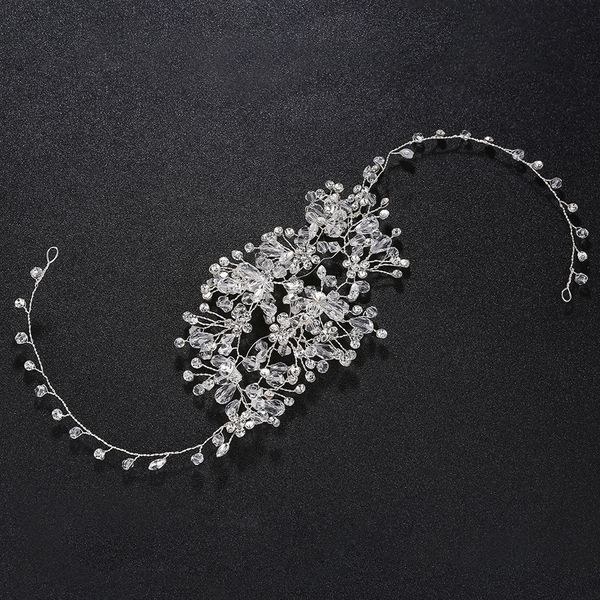 Alloy Fashion Geometric Hair accessories  (Alloy) NHHS0318-Alloy