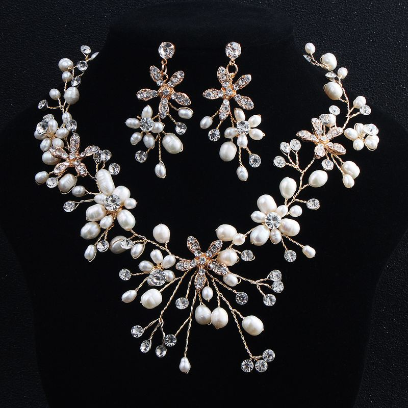Alloy Fashion  necklace  (Alloy) NHHS0320-Alloy
