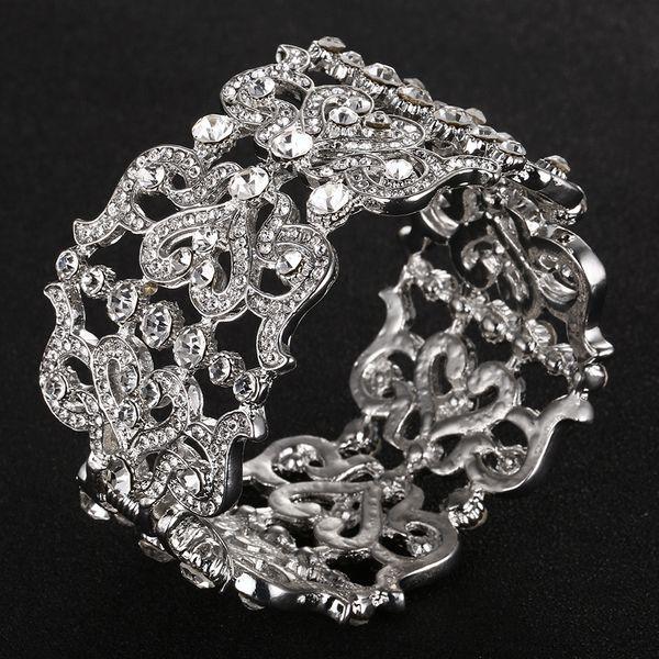 Alloy Fashion Geometric bracelet  (Alloy) NHHS0322-Alloy