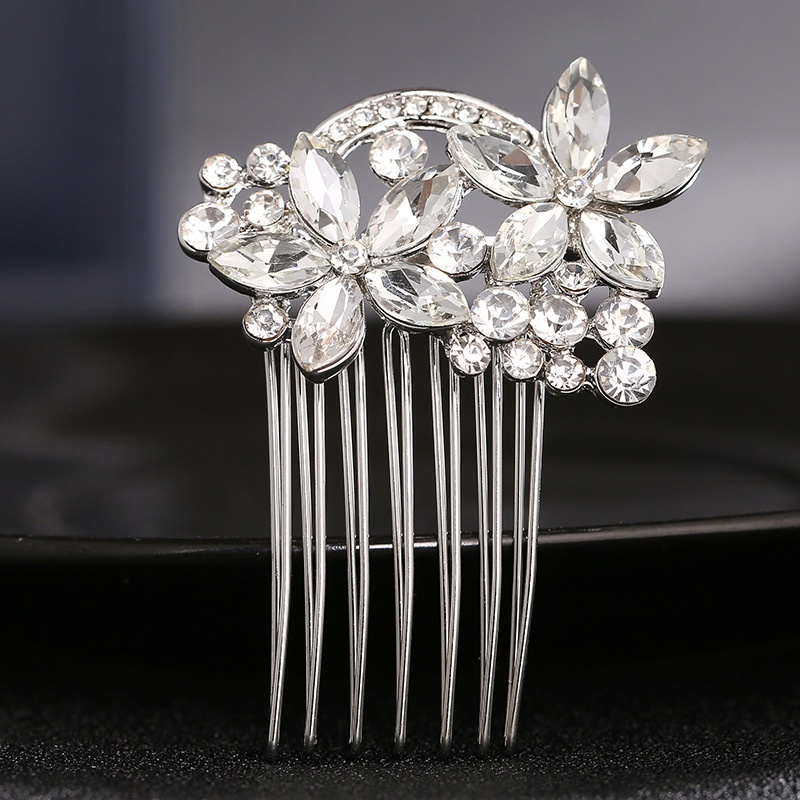 Alloy Fashion Geometric Hair accessories  (Alloy) NHHS0328-Alloy