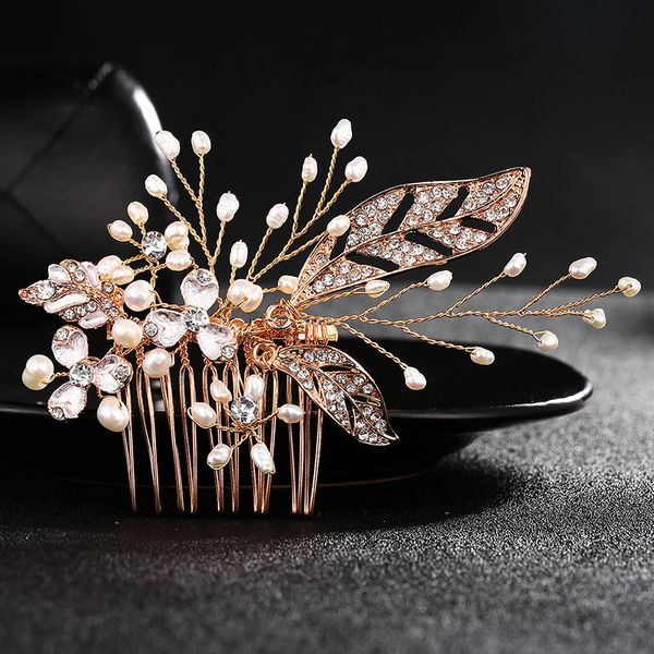 Alloy Fashion Geometric Hair accessories  (Alloy) NHHS0329-Alloy
