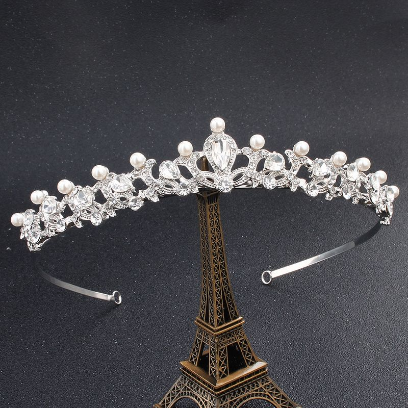 Alloy Fashion Geometric Hair accessories  (Alloy) NHHS0331-Alloy