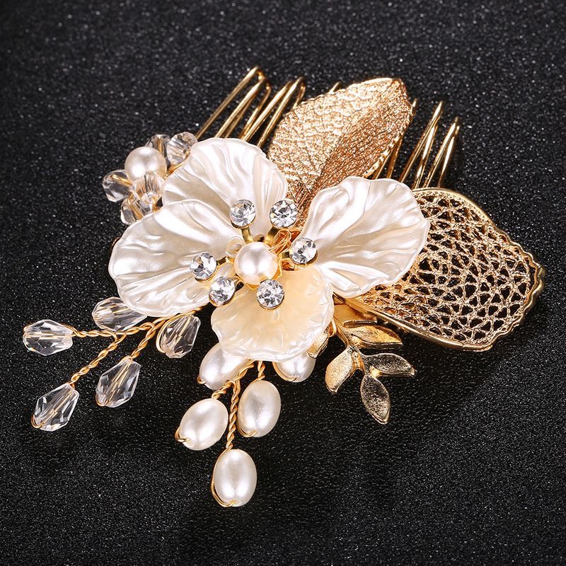 Alloy Fashion Geometric Hair accessories  Alloy NHHS0340Alloy