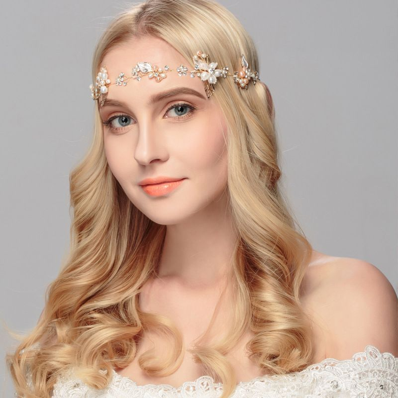 Alloy Fashion Geometric Hair accessories  (Alloy) NHHS0341-Alloy