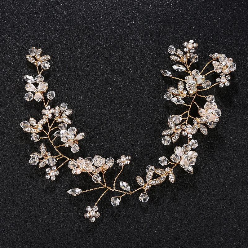 Alloy Fashion Geometric Hair accessories  Alloy NHHS0353Alloy