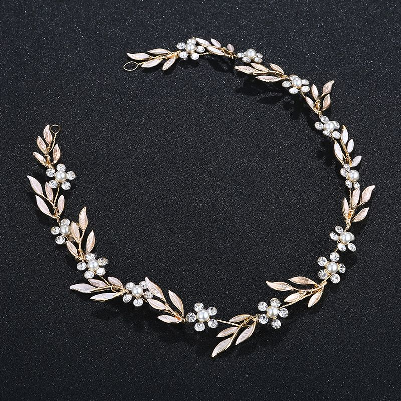 Alloy Fashion Geometric Hair accessories  (Alloy) NHHS0355-Alloy