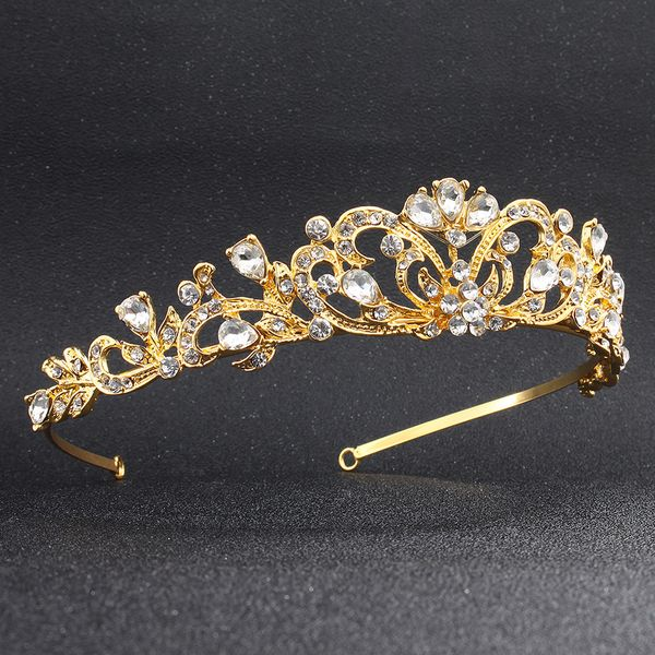 Alloy Fashion Geometric Hair accessories  (Alloy) NHHS0357-Alloy