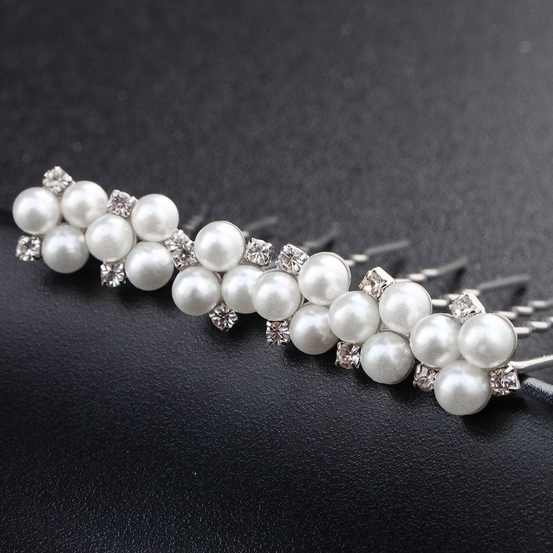 Alloy Fashion Geometric Hair accessories  (Alloy) NHHS0358-Alloy