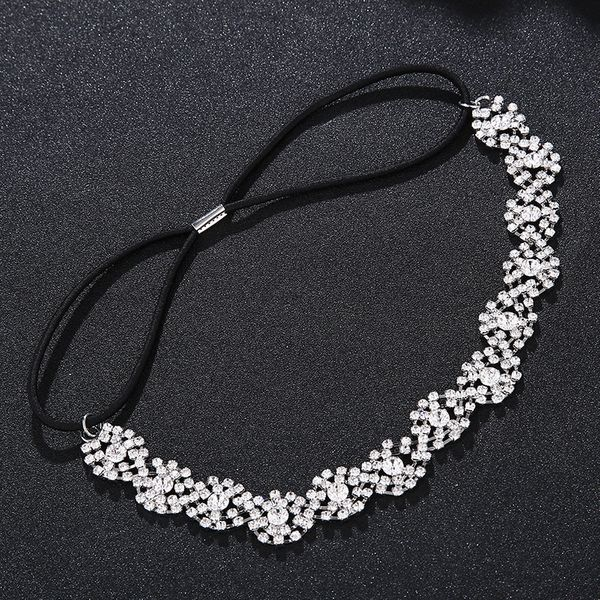 Alloy Fashion Geometric Hair accessories  (white) NHHS0363-white