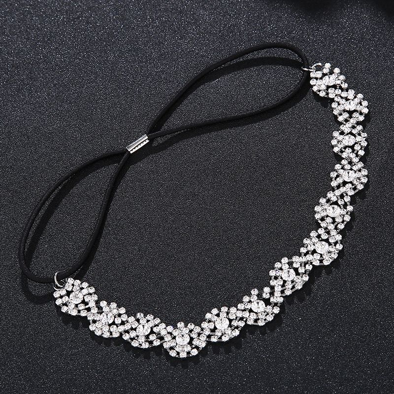 Alloy Fashion Geometric Hair accessories  (white) NHHS0363-white