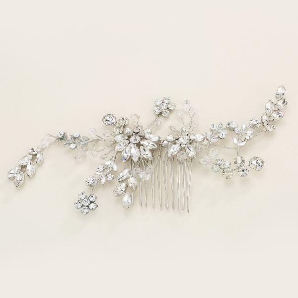 Alloy Fashion Geometric Hair accessories  (white) NHHS0369-white