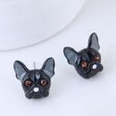 Alloy Fashion earring NHNSC10178