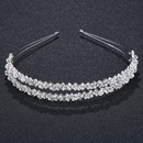 Alloy Fashion Geometric Hair accessories  Alloy NHHS0015Alloy