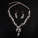 Alloy Fashion  necklace  Alloy NHHS0033Alloy